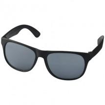 Retro Sonnenbrille - Schwarz