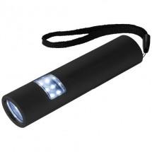 Mini Grip Slim und Bright Magnetic LED-Taschenlampe - schwarz