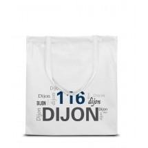 Basis Einkaufstasche DIJON - weiß