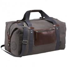 Klassische Reisetasche - grau