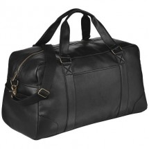 Oxford Weekender Reisetasche - schwarz