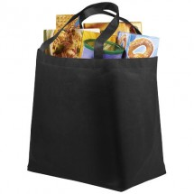 Maryville NonWoven Shopper - Schwarz