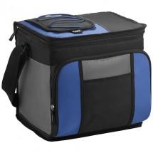 Kühltasche mit problemlosem Zugriff für 24 Dosen - royalblau