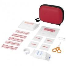 16 teiliges Erste Hilfe Set - rot,weiss