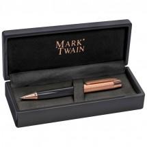 Kugelschreiber Mark Twain - schwarz