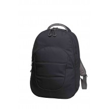 Notebook-Rucksack CAMPUS - schwarz