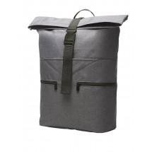 Notebook-Rucksack FASHION - blau/grau/meliert