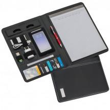 DIN A4 Schreibmappe - schwarz