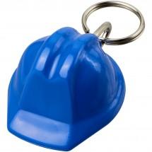 Kolt Schlüsselanhänger in Form eines Schutzhelmes - blau