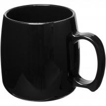 Classic 300 ml Kunststoffbecher - schwarz