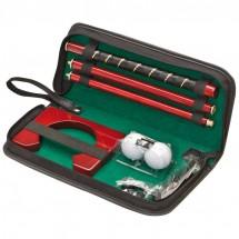 Büro-Golfset mit Holzputter - schwarz