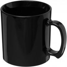 Standard 300 ml Kunststoffbecher - schwarz