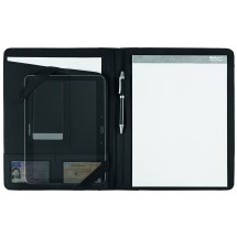 "Blackmaxx® Executive Business Portefolio ""Maxi4"" schwarz - schwarz"