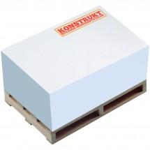 Pallet Block-Mate® 2B Notizblock - weiss