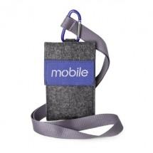 Smartphone -Tasche - Weblabel