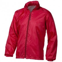 Action leichte Jacke - rot