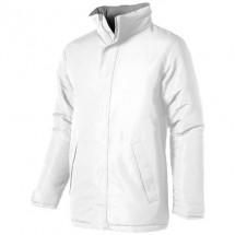 Under Spin Thermo Jacke - weiss