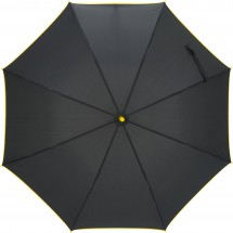 Automatik-Regenschirm Paris - gelb