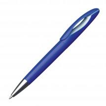 Kunststoffkugelschreiber Fairfield - blau