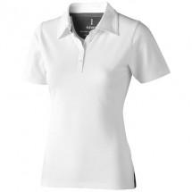 Markham Damen Poloshirt - weiss