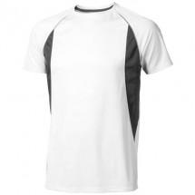 Quebec T Shirt - weiss,anthrazit