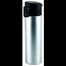 Onehand Vakuumflasche - grau