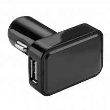 USB Autoladeadapter REFLECTS-KOSTROMA BLACK