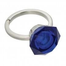 2 in 1 Taschenlicht mit Taschenhaken REFLECTS-MARIKINA BLUE