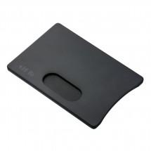 Kartenetui mit RFID Ausleseschutz REFLECTS-JUNEAU BLACK