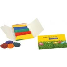 Eierfarben-Päckchen, 4 Farben sortiert - gelb