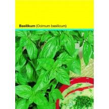 Samentütchen 82x114 mm, Basilikum - grün
