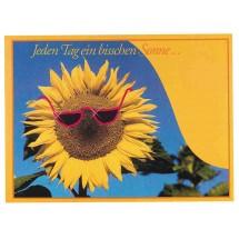 Samentütchen Sonne, 115x156 mm - gelb