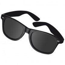 Sonnenbrille Nerdlook - schwarz