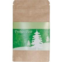 Natur-Bag Weihnachtsbaum - grün