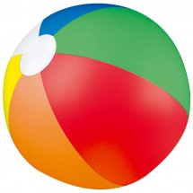 Strandball multicolor -