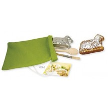 Osterbackset Lamm - grün