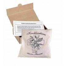 Kirschkern-Kissen in Geschenkpackung - rot