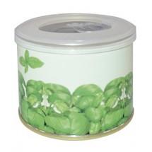 Kräuter-Dose, Basilikum  - grün