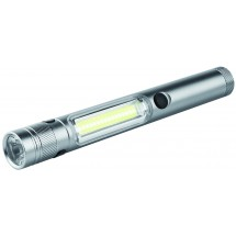 "Metmaxx®LED Megabeam ""WorklightMaxiCOB"" silber"
