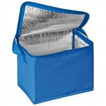 Kühltasche mit Henkel 0,5l - blau