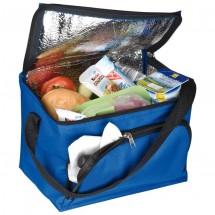 Kühltasche aus 210D Polyester - blau