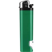 GO Einweg Flaschenöffner grün