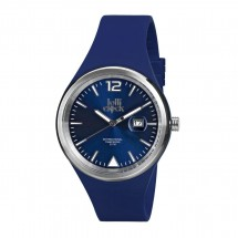 Armbanduhr LOLLICLOCK-EVOLUTION DATE BLUE