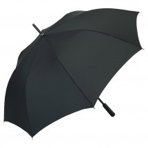 AC-Alu-Gästeschirm Rainmatic® XL Black - schwarz