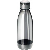 Tritanflasche - transparent/silber