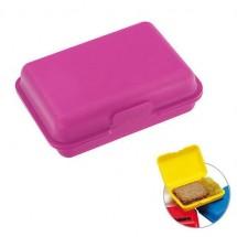 Brot- oder Butterdose - pink