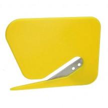 Briefcutter, groß - gelb