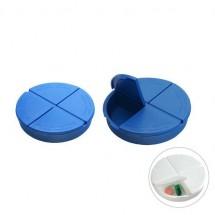 Pillendose - blau
