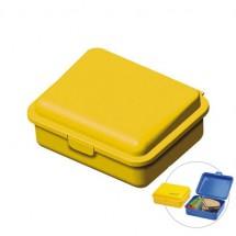 Brotdose, groß - gelb
