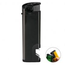 Elektronik-Feuerzeug - schwarz